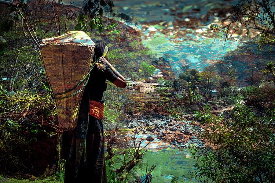 Photo N°524,  Nepal - Francis Gazeau
