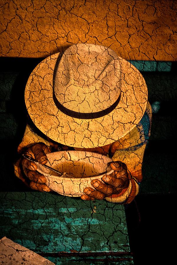 Soupe et chapeau