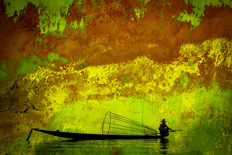Photo N°659,  Myanmar - Francis Gazeau