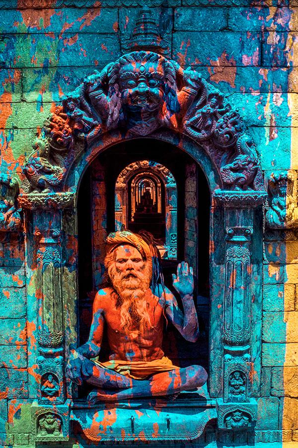 Photo N°514,  Nepal - Francis Gazeau